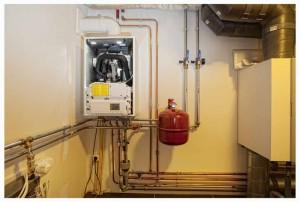 verwarming en loodgieterswerk